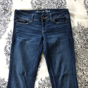 American Eagle Jeans Slim Boot Size 4